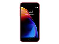 "Apple iPhone 8 - (PRODUCT) RED Special Edition - smartphone - 4G LTE Advanced - 256 GB - GSM - 4.7"" - 1334 x 750 piksler (326 ppi) - Retina HD - 12 MP (7 MP-frontkamera) - mattrød MRRN2QN/A"
