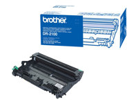 Brother DR-2100 - Trommelsett - for Brother DCP-7030, 7040, 7045, HL-2140, 2150, 2170, MFC-7320, 7440, 7840; Justio DCP-7040 DR2100