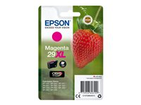 Epson 29XL - 6.4 ml - XL - magenta - original - blister - blekkpatron - for Expression Home XP-245, 247, 255, 257, 332, 342, 345, 352, 355, 435, 442, 445, 452, 455 C13T29934012