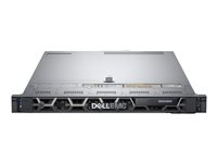 Dell EMC PowerEdge R640 - rackmonterbar - Xeon Silver 4214 2.2 GHz - 32 GB - 480 GB H9W34