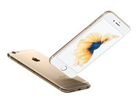 "Apple iPhone 6s - Smartphone - 4G LTE Advanced - 128 GB - TD-SCDMA / UMTS / GSM - 4.7"" - 1334 x 750 piksler (326 ppi) - Retina HD - 12 MP (5-MP frontkamera) - gull MKQV2QN/A"