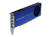 AMD Radeon Pro WX 2100 - Customer Kit - grafikkort - Radeon Pro WX 2100 - 2 GB - 2 x Mini DisplayPort, DisplayPort - for Precision Tower 3420 490-BDZU