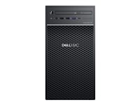 Dell EMC PowerEdge T40 - tower - Xeon E-2224G 3.5 GHz - 8 GB - HDD 1 TB 9YP37